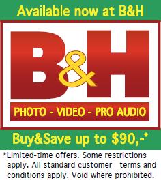 B&H promo banner